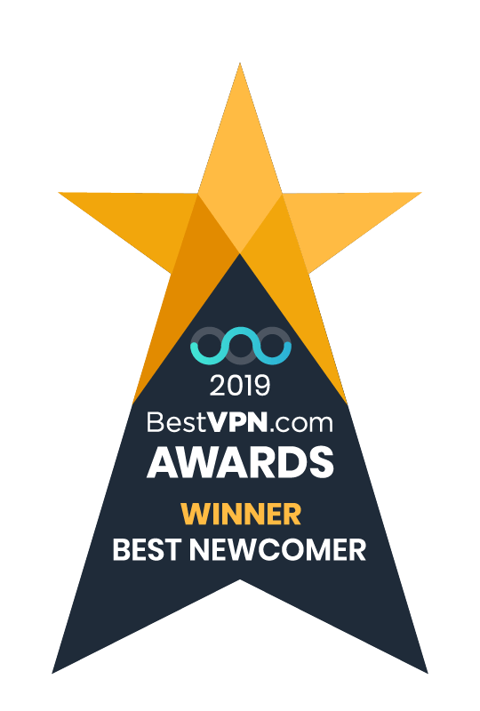 ProPrivacy.com Awards 2019 - Best Newcomer